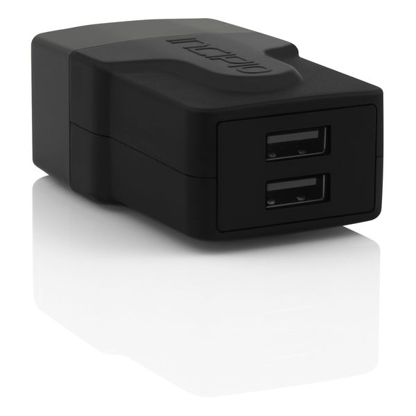 Incipio Dual Port USB Wall Charger-3.4 Amp
