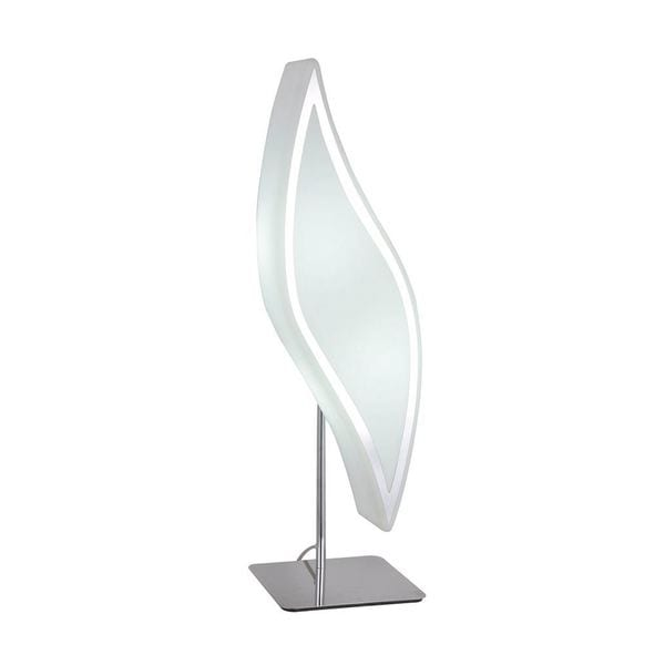 Contempo Lights LuminArt Phoenix Table Lamp with Remote