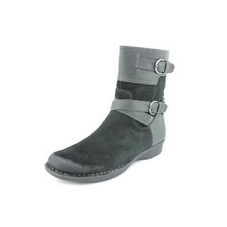 Clarks Women's 'Whistle Ranch' Regular Suede Boots (Size 11 )