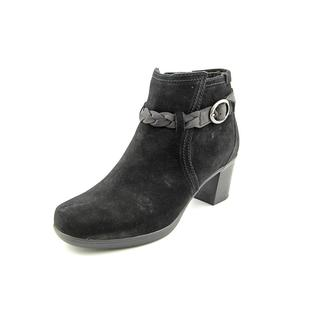 Clarks Women's '68728' Regular Suede Boots - Wide (Size 7.5 )