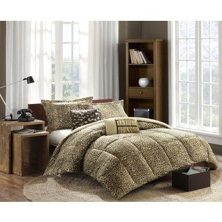 Intelligent Design Talia Polyester 5-piece Comforter Set