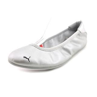 Puma Women's 'Karlie Ballet' Leather Casual Shoes