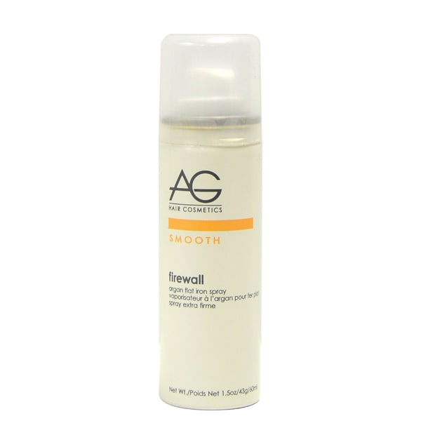 AG Firewall 1.5-ounce Argan Flat Iron Spray