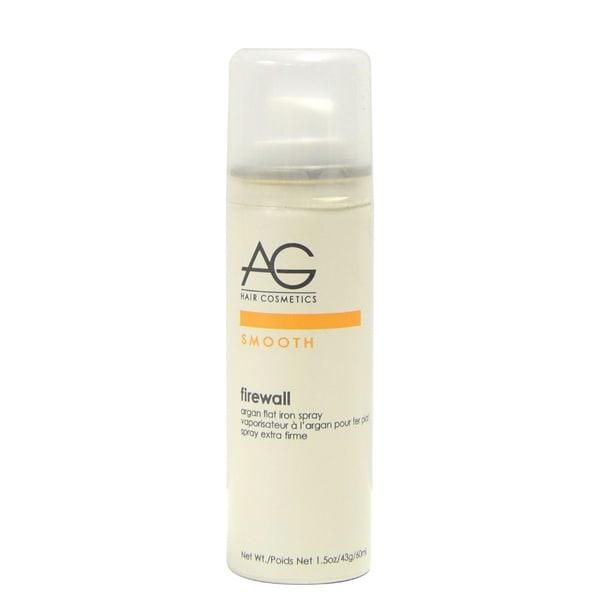 AG Firewall 1.5-ounce Argan Flat Iron Spray