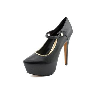 Betsey Johnson Women's 'Ellaa' Leather Dress Shoes