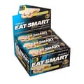 Eat Smart Whey Crisp Frosted Cinnamon Crunch Protein Bars (Box of 9)