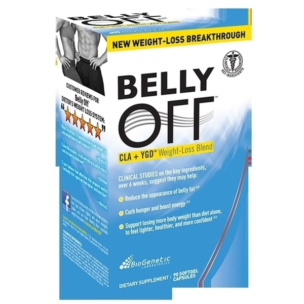 Belly Off Capsules 90 Count