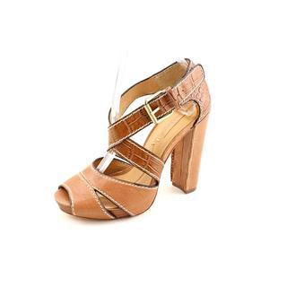 BCBG Max Azria Women's 'Payton 1' Leather Sandals