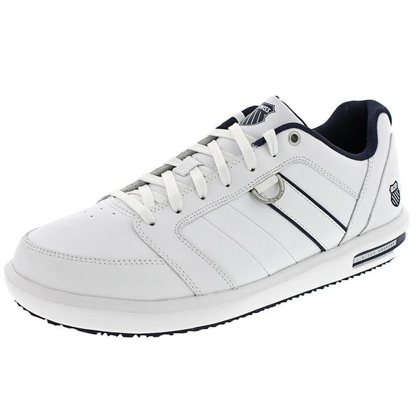 K-Swiss Men's 'Palisades lll' Leather Athletic Shoe