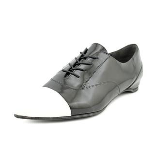 Stuart Weitzman Men's 'Devon' Patent Leather Dress Shoes (Size 9 )