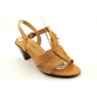 Walking Cradles Women's 'Sonia' Leather Sandals - Wide