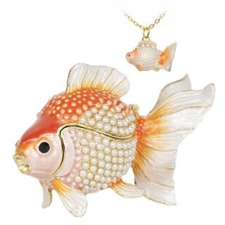 Blowfish Trinket Box