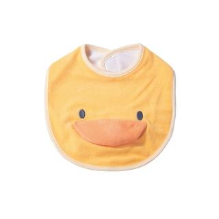 Squeekie Duckling Bib