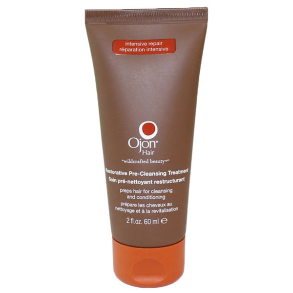 Ojon Hair Restorative Pre-Cleansing 2-ounce Treatment