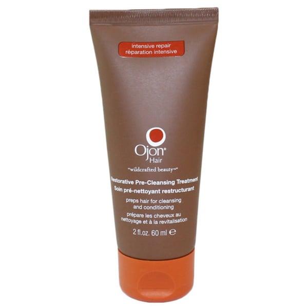 Ojon Hair Restorative Pre-Cleansing 2-ounce Treatment