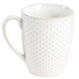 Swiss Dot Design Mug (set of 4)