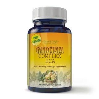 Garcinia Cambogia HCA Extreme Capsules 90 Count