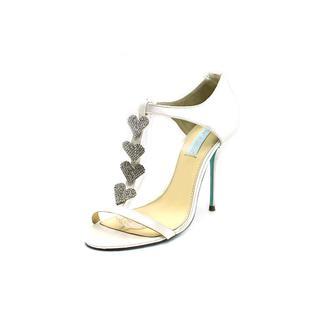 Betsey Johnson Women's 'SB-Favor' Basic Textile Sandals