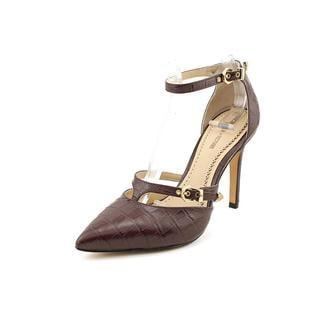 Pour La Victoire Women's 'Corinne' Animal Print Sandals