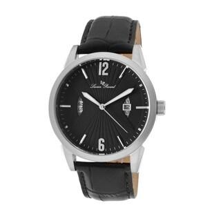 Lucien Piccard Men's LP-11561-01 Watzmann Black Watch