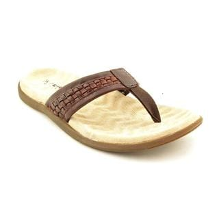 Sperry Top Sider Men's 'Largo Thong Woven' Leather Sandals