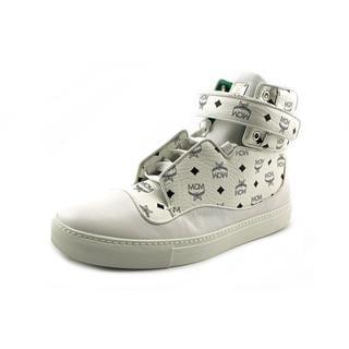MCM Men's 'Urban Nomad II' Leather Athletic Shoe (Size 10 )