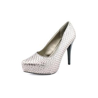 Two Lips Women's 'Pizazz' Man-Made Dress Shoes