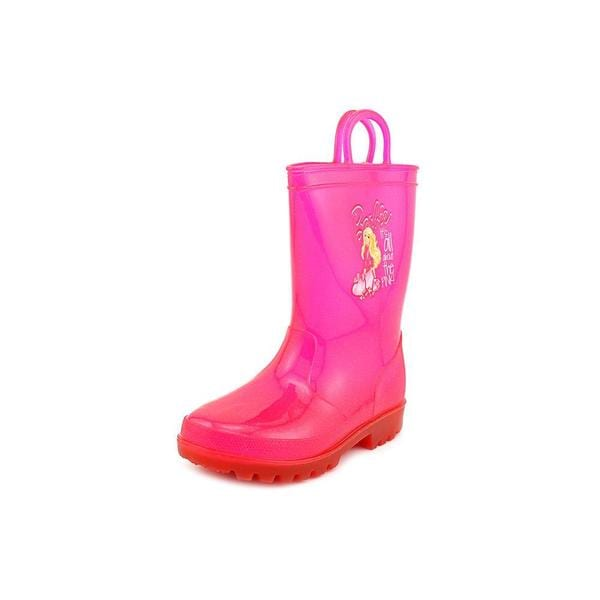 Barbie Girl (Toddler) 'Barbie Rainboots' Rubber Boots