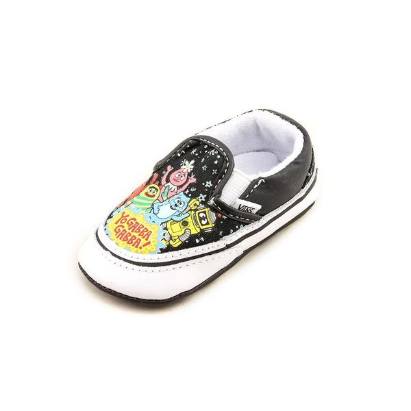 Vans Boy (Infant) 'Classic Slip-On' Basic Textile Casual Shoes