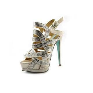Betsey Johnson Women's 'Love' Satin Dress Shoes