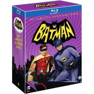 Batman: The Complete Series (Blu-ray Disc)