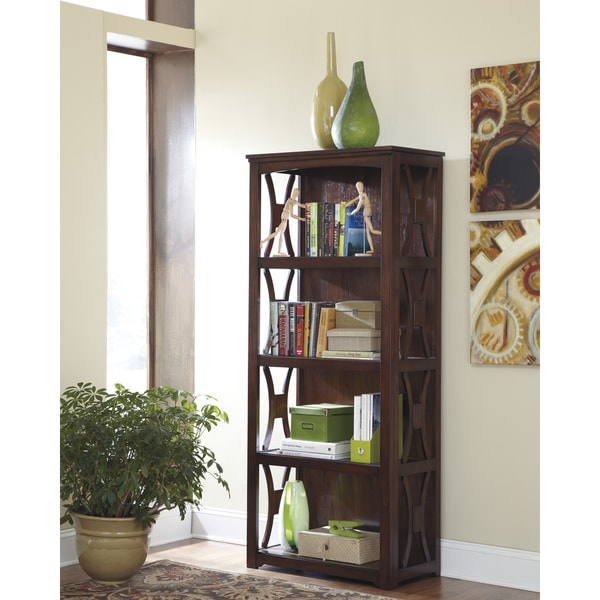 Signature Design by Ashley Devrik Brown Bookcase