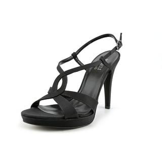 Vaneli Women's 'Quartilla' Satin Sandals
