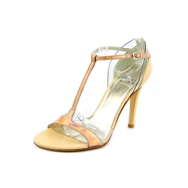 Stuart Weitzman Women's 'Sincity' Leather Sandals