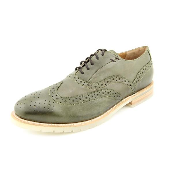 J.D.Fisk Men's 'Park' Leather Casual Shoes