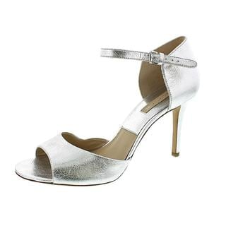 Michael Kors Women's 'Malia' Leather Sandals