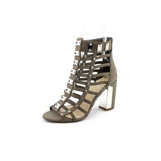 Jessica Simpson Women's 'Justinah' Nubuck Sandals