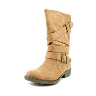 Rocket Dog Women's 'Truly ' Faux Leather Boots