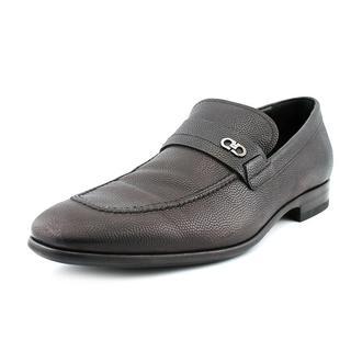 Salvatore Ferragamo Men's 'Paros' Leather Dress Shoes (Size 9 )