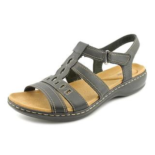 Clarks Women's 'Leisa Lucia' Leather Sandals - Wide