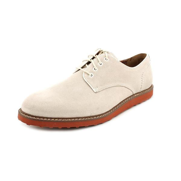 Hush Puppies Men's 'Derby Wedge' Regular Suede Casual Shoes