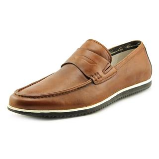 Kenneth Cole Reaction Men's 'Joe Don't Know' Leather Casual Shoes (Size 9 )