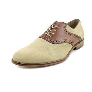 Aston Grey Collection Men's 'Tillman' Leather Casual Shoes