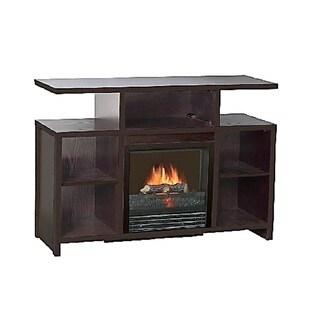 Houston Chocolate Veneer Fireplace