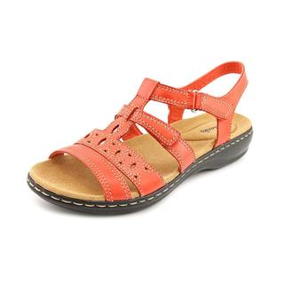 Clarks Women's 'Leisa Apple Q' Leather Sandals