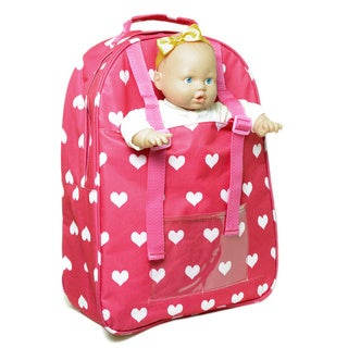 The New York Doll Collection 18-inch Doll Backpack