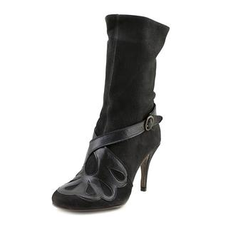 Fly London Women's 'Bay' Leather Boots (Size 6.5 )