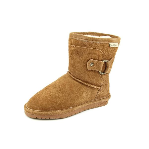 Bearpaw Women's 'Clove' Regular Suede Boots