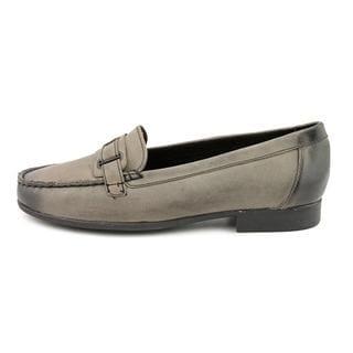 Clarks Women's 'Moody Tiramisu' Leather Casual Shoes