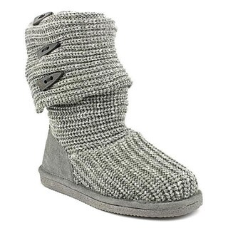 Bearpaw Women's 'Knit Tall' Basic Textile Boots